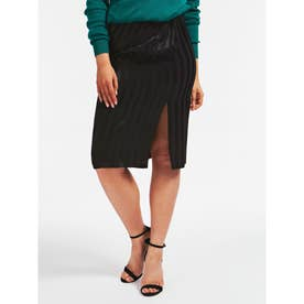 Galene Skirt (JET BLACK)