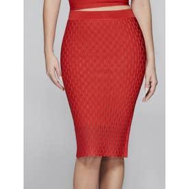 Escape Grid Bandage Skirt (G575)