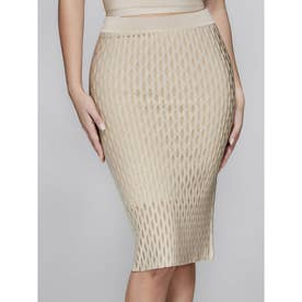 Escape Grid Bandage Skirt (RMGL)