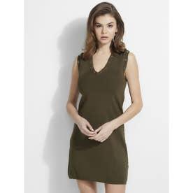 Emily Dress (GREENWICH GREEN)