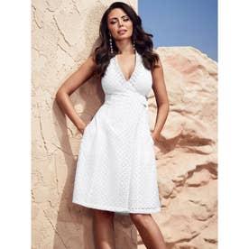 Tarida Dress (TRUE WHITE)