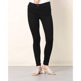 Ladies Denim Pants 1981 Power Skinny (BLACK)