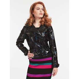 Altea Jacket (HOLOGRAPHIC BLACK COMBO)