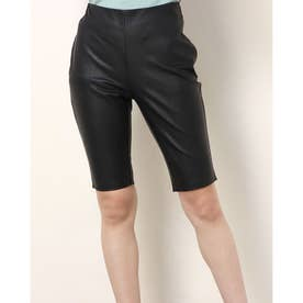Ethel Pedal Biker Shorts (JET BLACK)