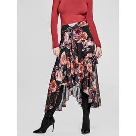 MARCIANO 90S Romance Skirt (MULTI)