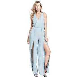 Bleached Sexy Jumpsuit (SUPER BLEACHED WASH)