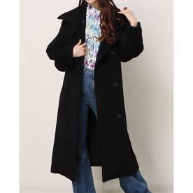 Wool Coat (BLACK)