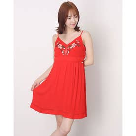Paola Embroidered Dress (G530)