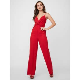 Cassy Jumpsuit (RUGBY RED)
