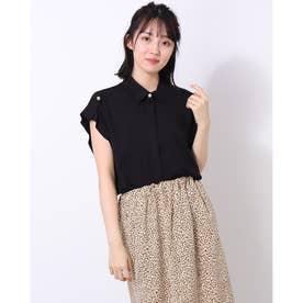 Simonne S/S Shirt (JET BLACK)