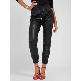LETIZIA Jogger Pants (JET BLACK)