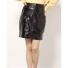 TAWANA Skirt (JET BLACK)