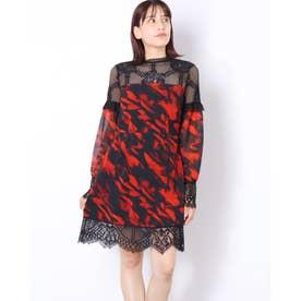 MARCIANO Mixed Dress (FT69)