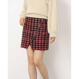 MARCIANO Orla Zipper Mini Skirt (F1R8)