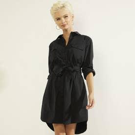 Anika Shirtdress (JET BLACK)