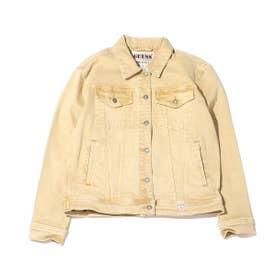 Originals  Landon Relaxed Denim Jacket (BEIGE)
