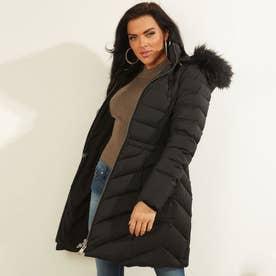 Eco Cecilia Down Puffer Coat (JET BLACK)