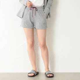 【LOVELESS】WOMEN リゾートパイルショートパンツ (グレー)