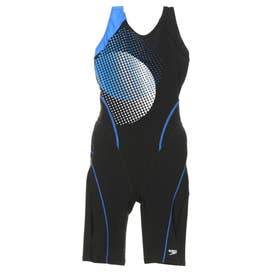 レディース 水泳 フィットネス水着 JAPAN DOT KNEESKIN SFW12006 【返品不可商品】