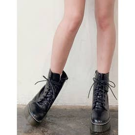 FALLインソールワークブーツ (ブラック)