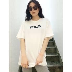 GYDA×FILA BUG BAスカートETBALL Tシャツ (オフホワイト)
