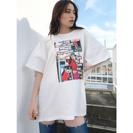 アームデザインnooon BIG Tシャツ (オフホワイト)