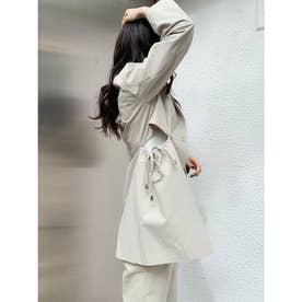 サイドオープンデザインジャケット (ミント)