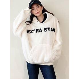 EXTRA STANエコファーパーカー (オフホワイト)