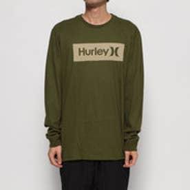 メンズ サーフ 長袖Tシャツ M CRE OAO BOXED LS BV1909