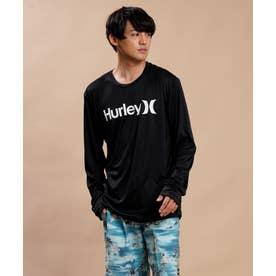HURLEY/長袖ラッシュガード MRG2100006 (ブラック)