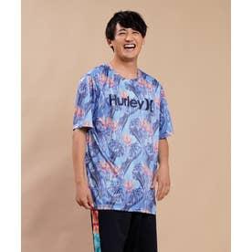 Hurley/UVケアラッシュガード MRG2100008 (ブルー)