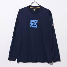 バスケットボール 長袖Tシャツ TIPOFF ロンT019 TLT019-N (ネイビー)