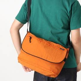 撥水ナイロン11ポケットショルダー (オレンジ)