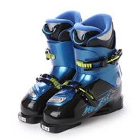 ジュニア スキー ブーツ HRT クエストT BLBK 5341208648