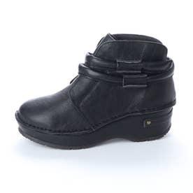 レトロテイストブーツ (ブラック)