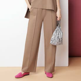 Ponte tapered pants BEG