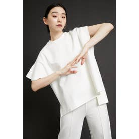 French frill tops O/WHT1