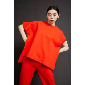 French frill tops RED