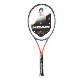 硬式テニス 未張りラケット グラフィン360 ラジカル MP 233919