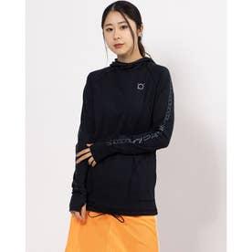シャツ 長袖 (ブラック)