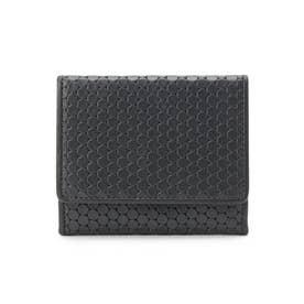 CARDINALE(カルディナーレ) 薄型ミニ財布 (チャコールグレー)