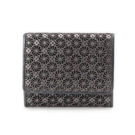 GIRASOLE(ジラソーレ) 薄型ミニ財布 (ブラック)