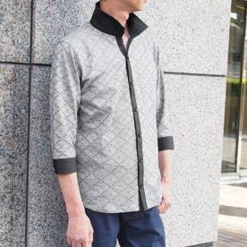 リンクス市松柄カットソーシャツ (91その他2)