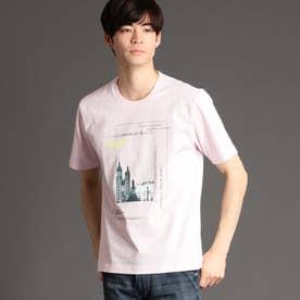 フォトプリントTシャツ (08ピンク)
