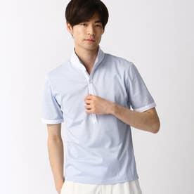 イタリアンカラ-ポロシャツ (09ホワイト)