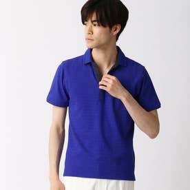 スキッパ-ポロシャツ (60ブルー)