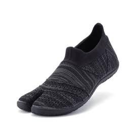 [HTE-001] 足袋型トレーニング(ランニング)シューズ・(ゼブラグレー)