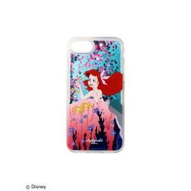 [Disney│highcheeks] Under the Sea グリッター Phone Case (BLUE)