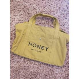 logo dog bag (beige)