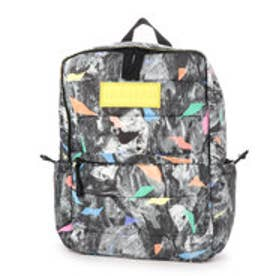 ORIG PRINTED PUFFER BACKPACK (SOM)